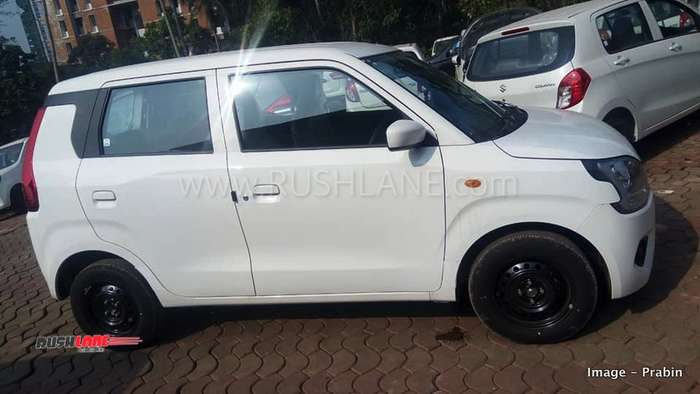 Maruti WagonR sales declined