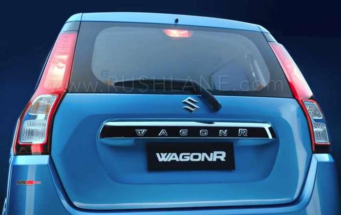 2019 Maruti Wagonr New Video Teaser Alloy Wheels Led Drls Missing