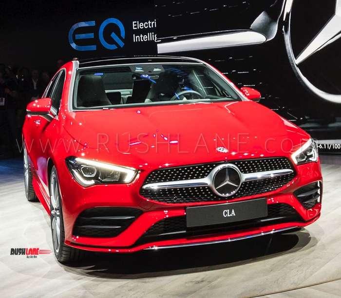 2019 Mercedes Benz Cls Class: अब आपके इशारे पर दौड़ेगी 2019 Mercedes CLA