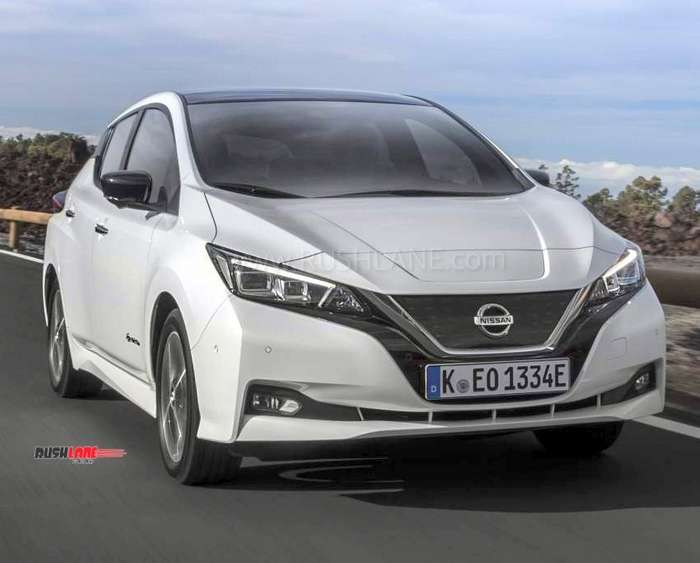 New Nissan Leaf Electric Car India Launch Confirmed For 2019