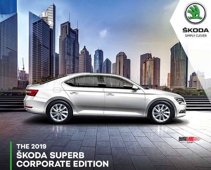 Electronic Stability Control >> 2019 Skoda Superb new base variant launch - Price reduced ...