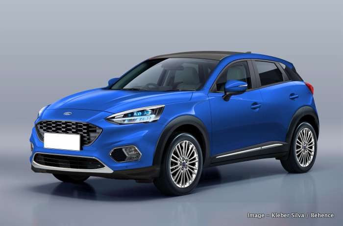 Ford Ecosport Replacement Suv May Be Called Puma Debut