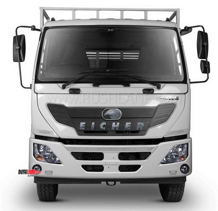 Eicher Pro 3016 Is The First Truck With Amt Gets Power