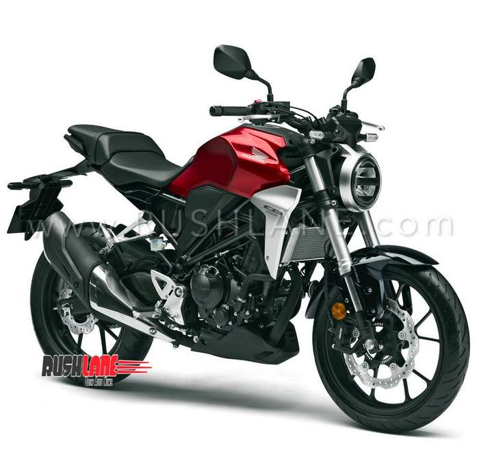 Honda Cb300r Neo Sports Launch Price Below Rs 2 5l Bookings Open