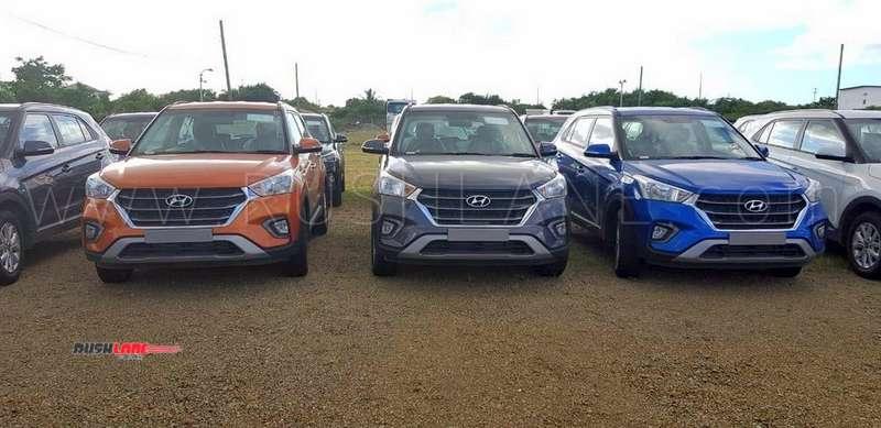 Hyundai Creta sales
