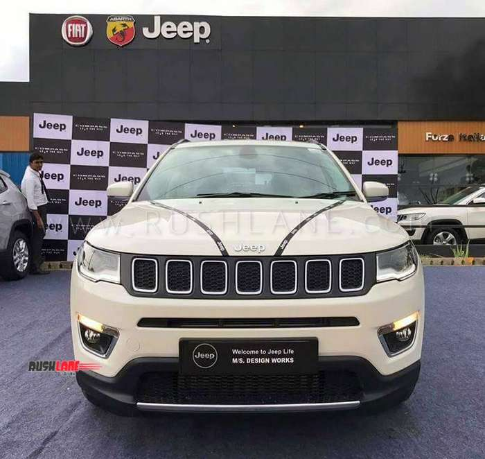 Jeep Compass Recalled In India Over Emission Update