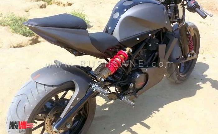 Ktm Duke 200 Modified Into A Streetfighter For Rs 1 55 Lakhs