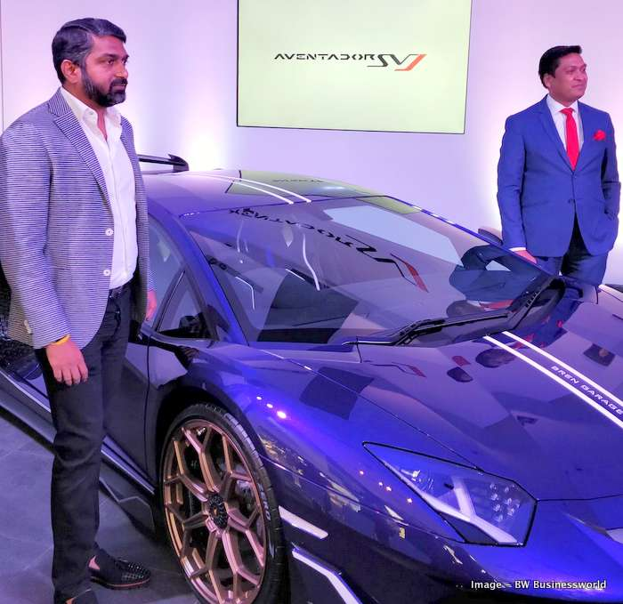 Lamborghini Aventador Svj Launched Delivered To 1st Customer In India