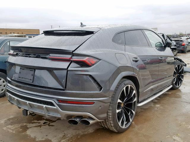 Crashed Lamborghini Urus Could Sell For Approx Rs 83 L At Auction