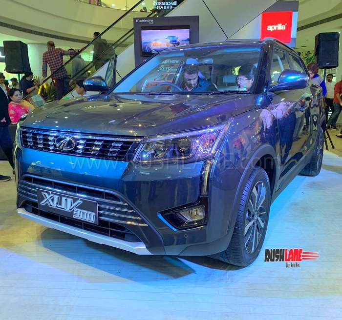 Mahindra XUV300 launch price Rs 7 9 L base, Rs 12 L top