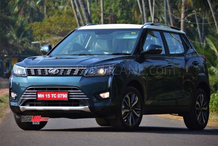 Us Auto Sales >> Mahindra XUV300 photos from Goa media drive - First look video
