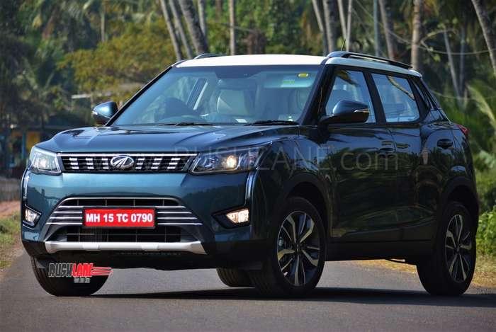 Us Auto Sales >> Mahindra XUV300 photos from Goa media drive - First look video