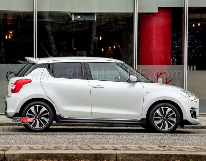 What Is Ecoboost >> Suzuki Swift Attitude Edition launched in the UK - Price £ ...
