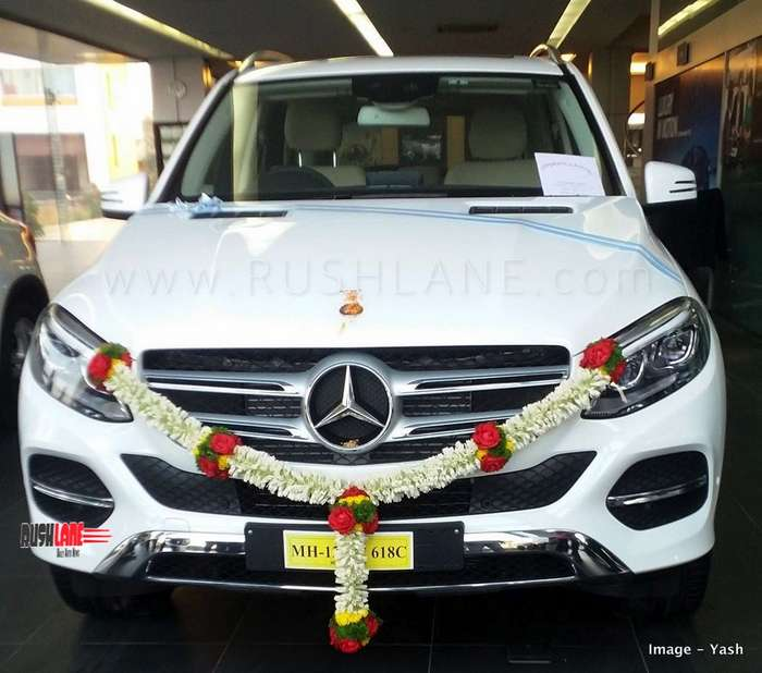Mercedes India Maintains No 1 Position