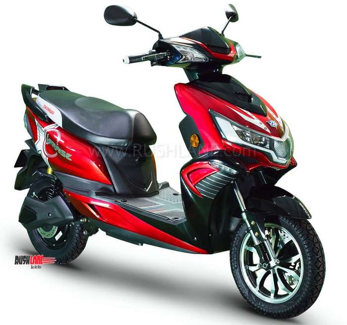 Okinawa electric scooter prices reduced by up to Rs 8,600