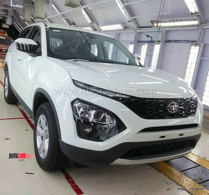 Tata Harrier Prices On Road In 11 Cities Delhi Mumbai