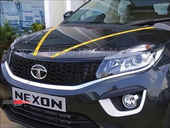 Tata Nexon sales
