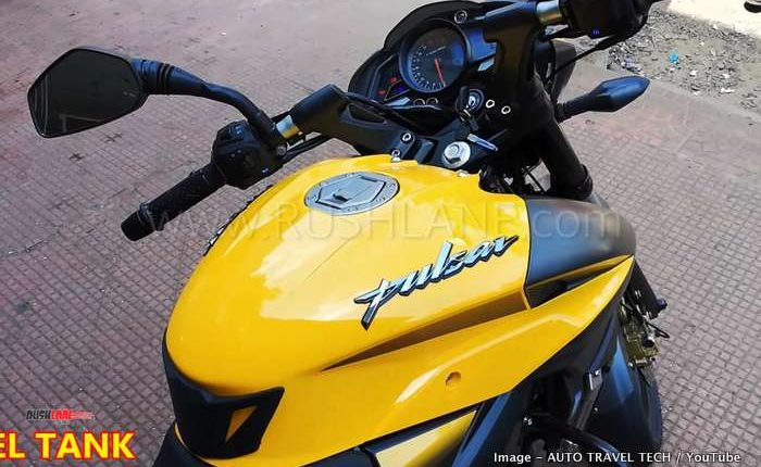 What Is Efficiency >> 2019 Bajaj Pulsar NS 200 ABS Yellow colour launch price Rs ...