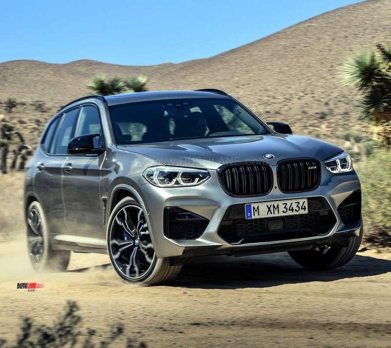 Bmw 2019: 2019 BMW X3M, X4M Makes Global Debut