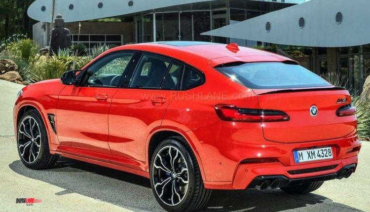 Range Rover 2019 >> 2019 BMW X3M, X4M makes global debut - 510 hp, 285 kmph