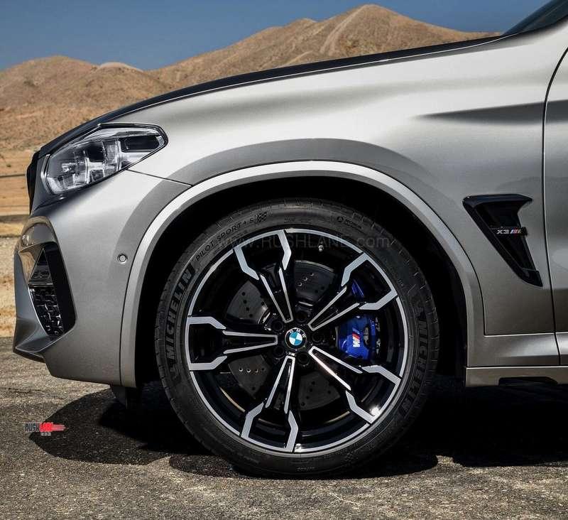 2019 BMW X3M, X4M Makes Global Debut