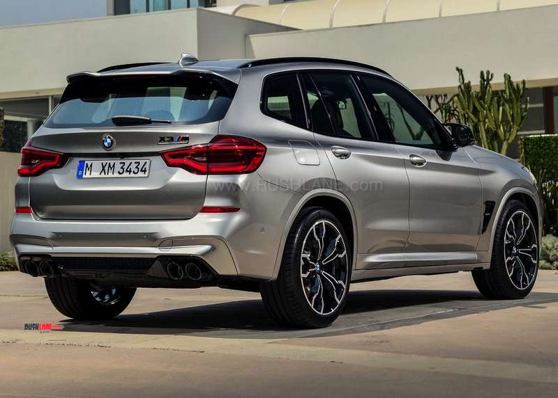 2019 bmw x3m  x4m makes global debut
