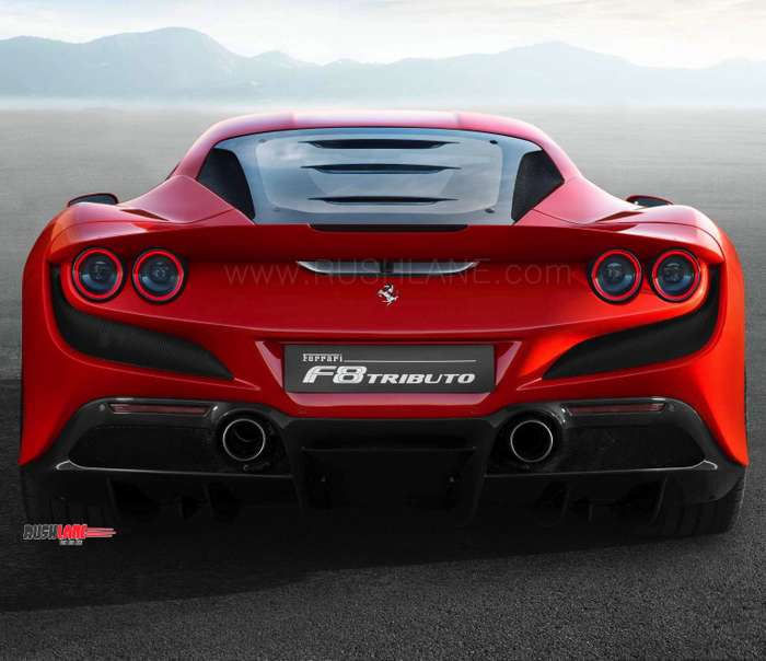 Ferrari 488 Tributo: Ferrari F8 Tributo Replaces 488 GTB