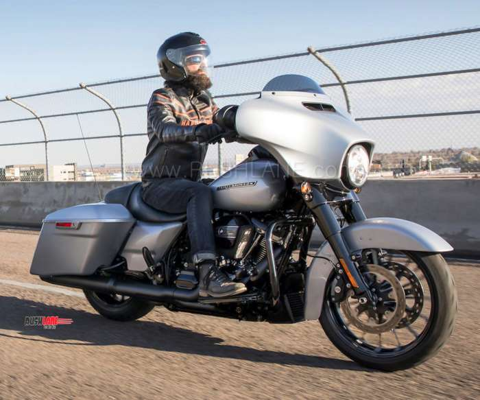 2019 Harley Davidson Forty Eight Special Street Glide