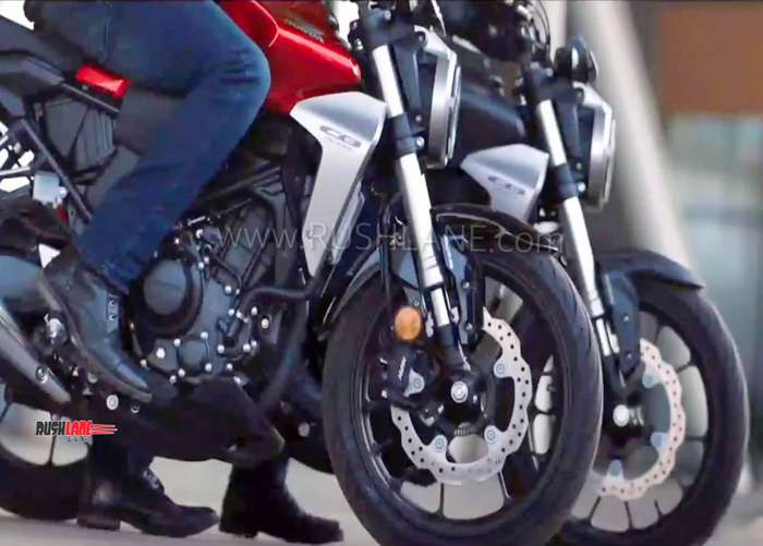 QnA VBage Honda CB300R features in official TVC video - Your Move - RushLane