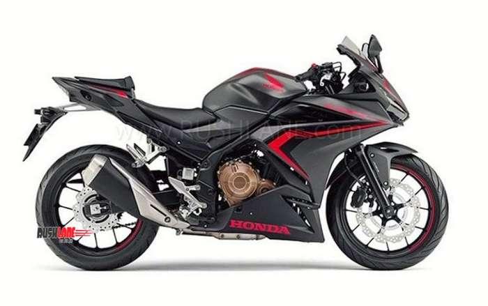 2008 Honda Cbr1000Rr >> 2019 Honda CBR400R debuts - 46 PS, 38 Nm, 41 kmpl