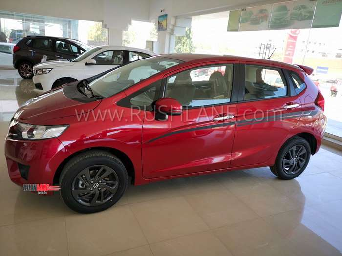 Honda Jazz discounts