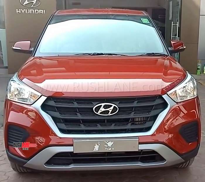 2019 Hyundai Creta Diesel Base Variant New Features