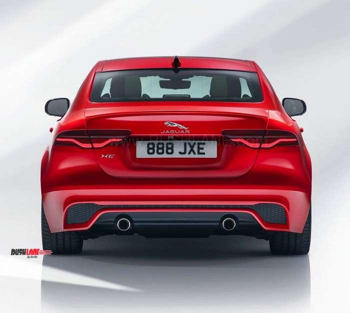 2020 Jaguar XE Facelift Makes Global Debut