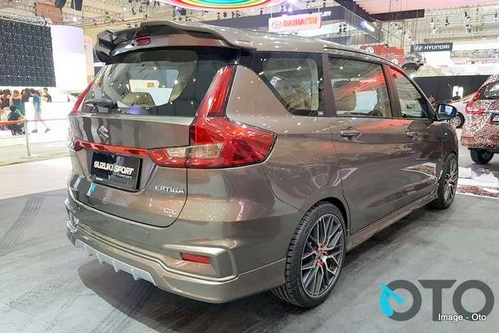 Maruti Ertiga Based Premium Crossover To Launch This Year With 6 Seats