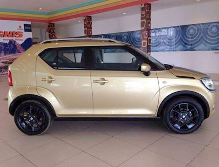 2019 Maruti Ignis Gets Roof Rails Improved Safety Features