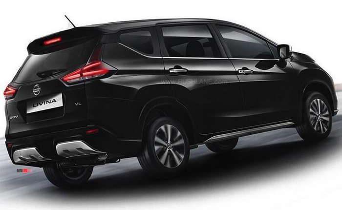 Honda Mobilio Price >> New Nissan Livina 7 seat MPV debuts - To take on Suzuki ...