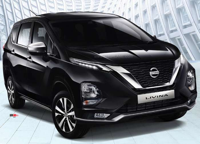 New Nissan Livina 7 Seat Mpv Debuts To Take On Suzuki