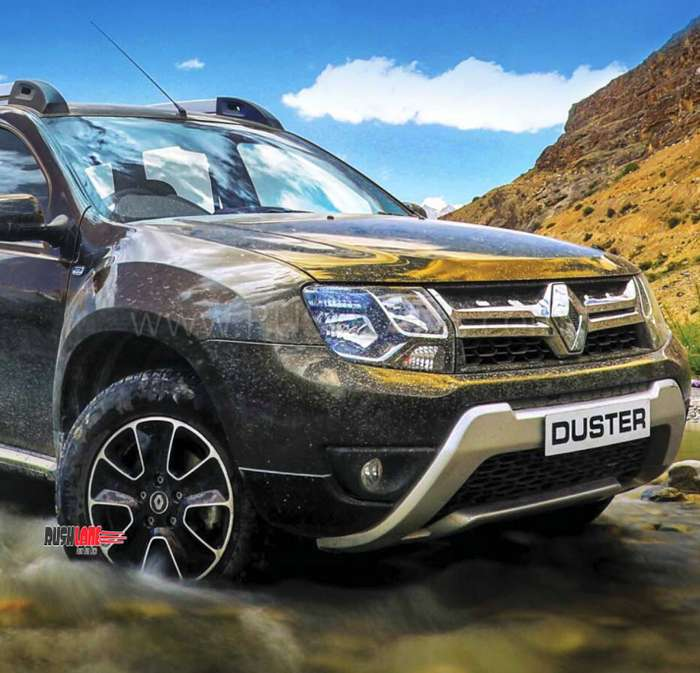 Renault Duster Prices Reduced, New AMT Variant Launch
