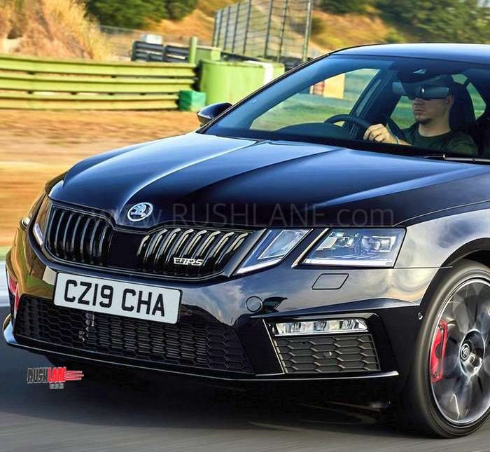 Top 10 Upcoming Cars In India 2019 Price In India And: 2019 Skoda Octavia VRS Gets New Top Trim