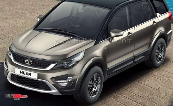 2019 tata hexa launch price rs 12 99 l