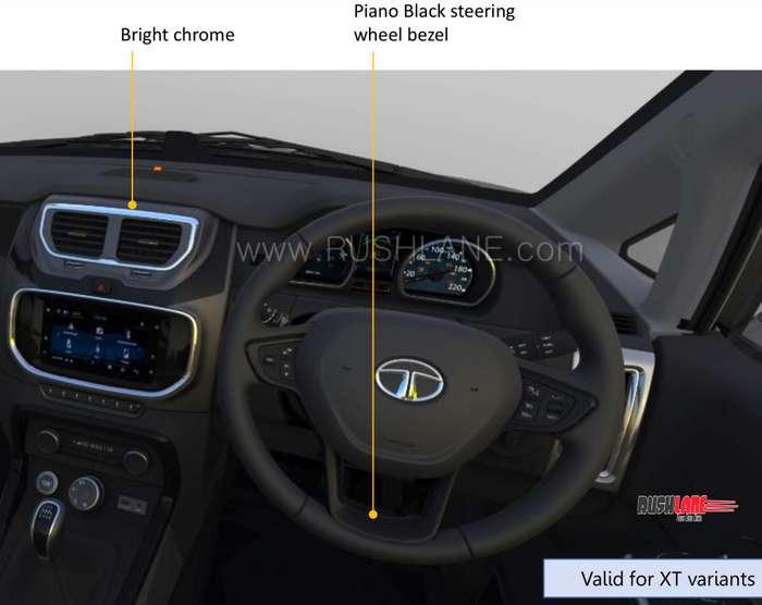 2019 Tata Hexa Launch Price Rs 12 99 L Gets Dual Tone