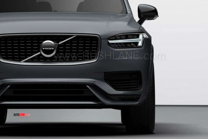 Volvo Xc90 Commercial >> 2020 Volvo XC90 facelift debuts - Gets KERS and minor styling changes