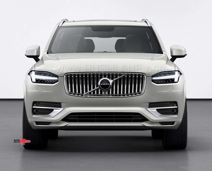 2020 Volvo Xc90 Facelift Debuts Gets Kers And Minor Styling Changes