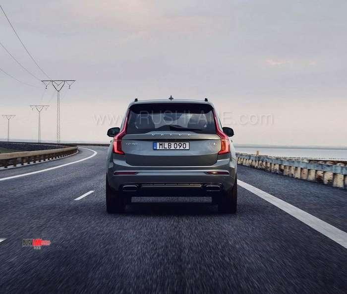 New Volvo Xc90 Price In India: 2020 Volvo XC90 Facelift Debuts