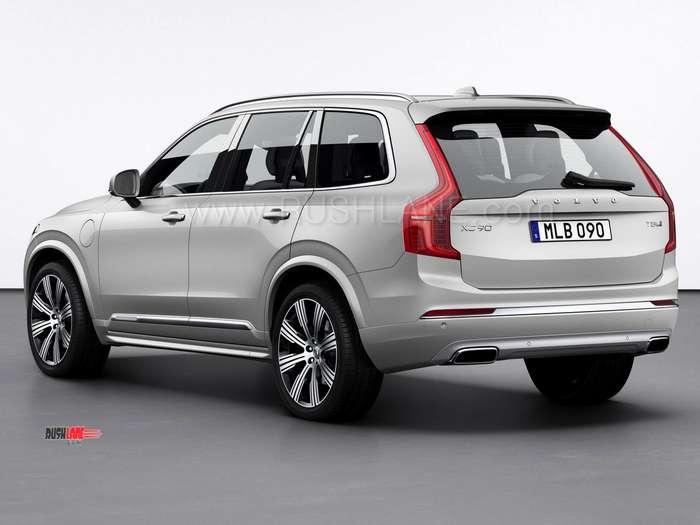 2020 volvo xc90 facelift debuts