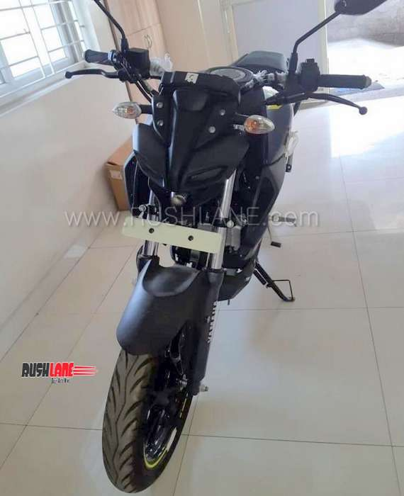 R15 Bike Wallpaper: 2019 Yamaha MT15 Undisguised Photos Leak Before Launch
