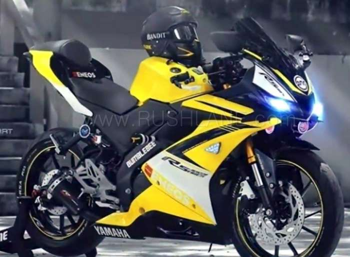 Yamaha R15 V3 Modified To Look Even More Sporty Gets