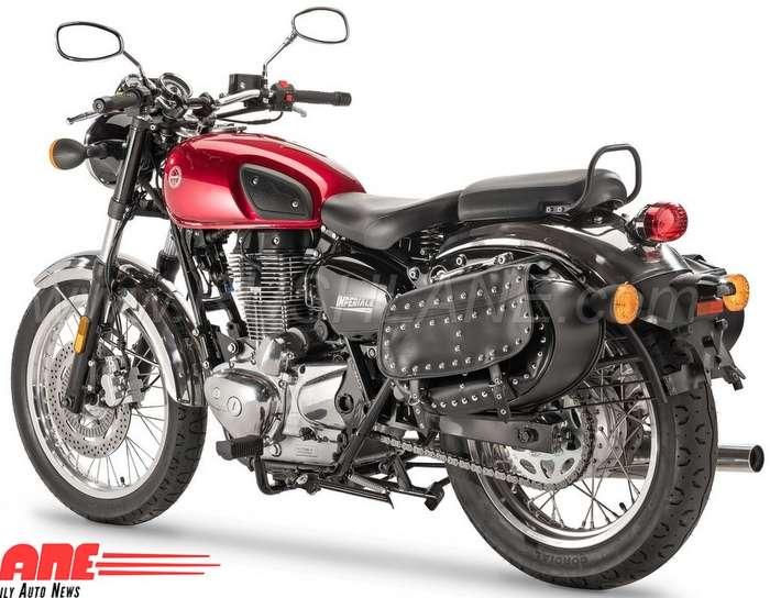 Benelli Imperiale 400