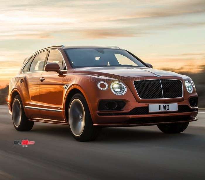 Bentley Bentayga: Bentley Bentayga Speed Beats Lamborghini Urus