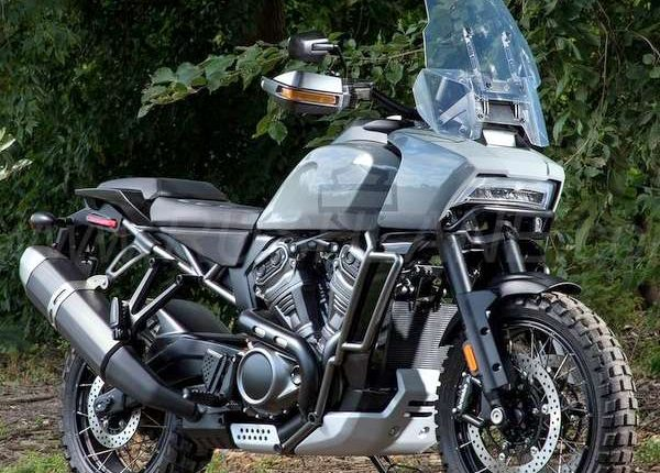 harley davidson adventure bike